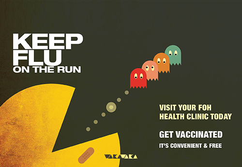 Get Vaccinated Today.