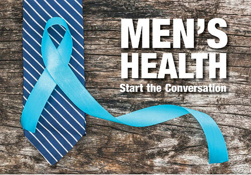 Men's Health by the numbers.