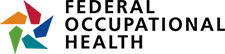 federal occupational health logo